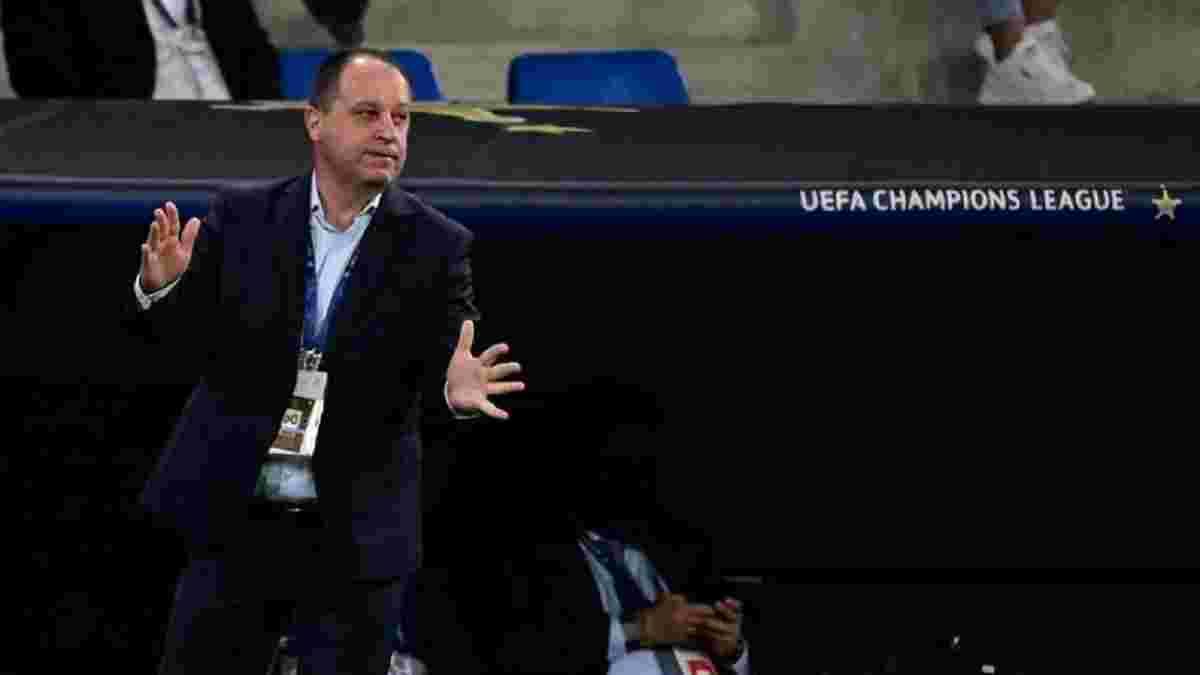 Вернидуб – о сенсационной победе над Реалом: Мы еще ничего экстраординарного не сделали