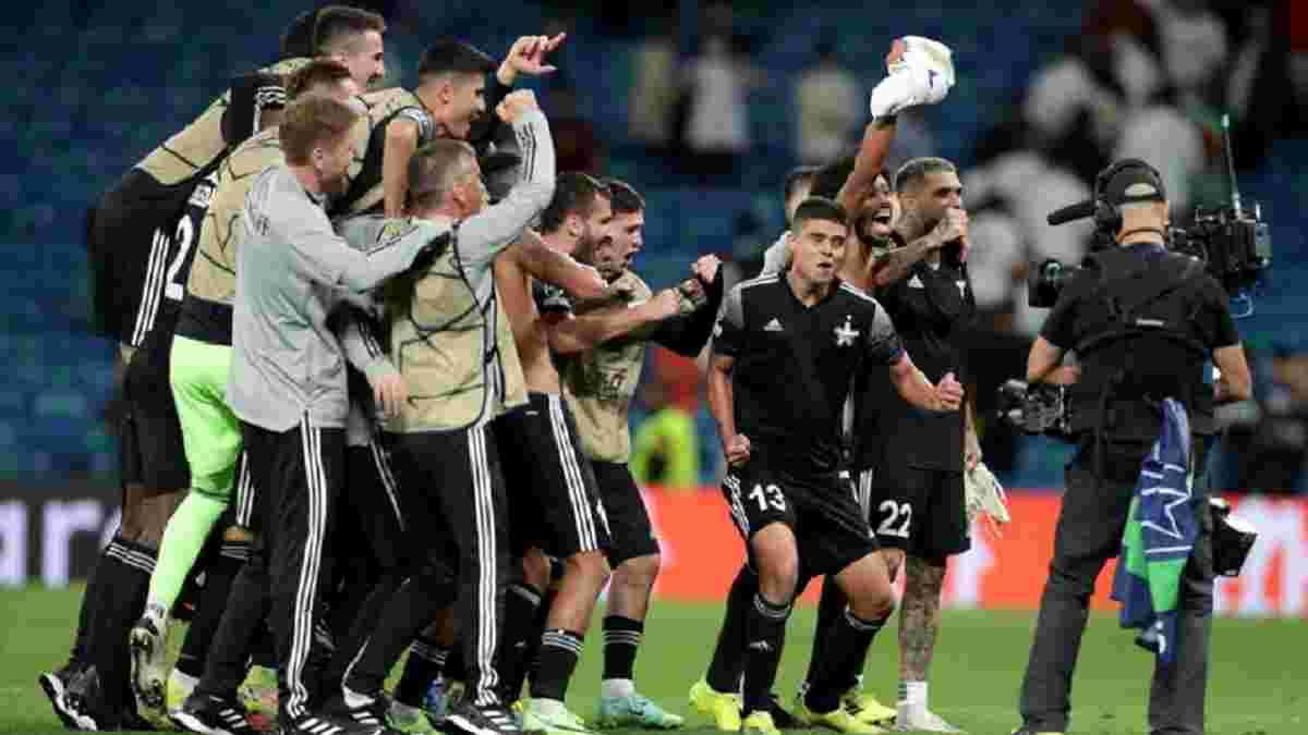 Реал – Шериф: молдавский клуб по-королевски потроллил соперника после победы на Бернабеу