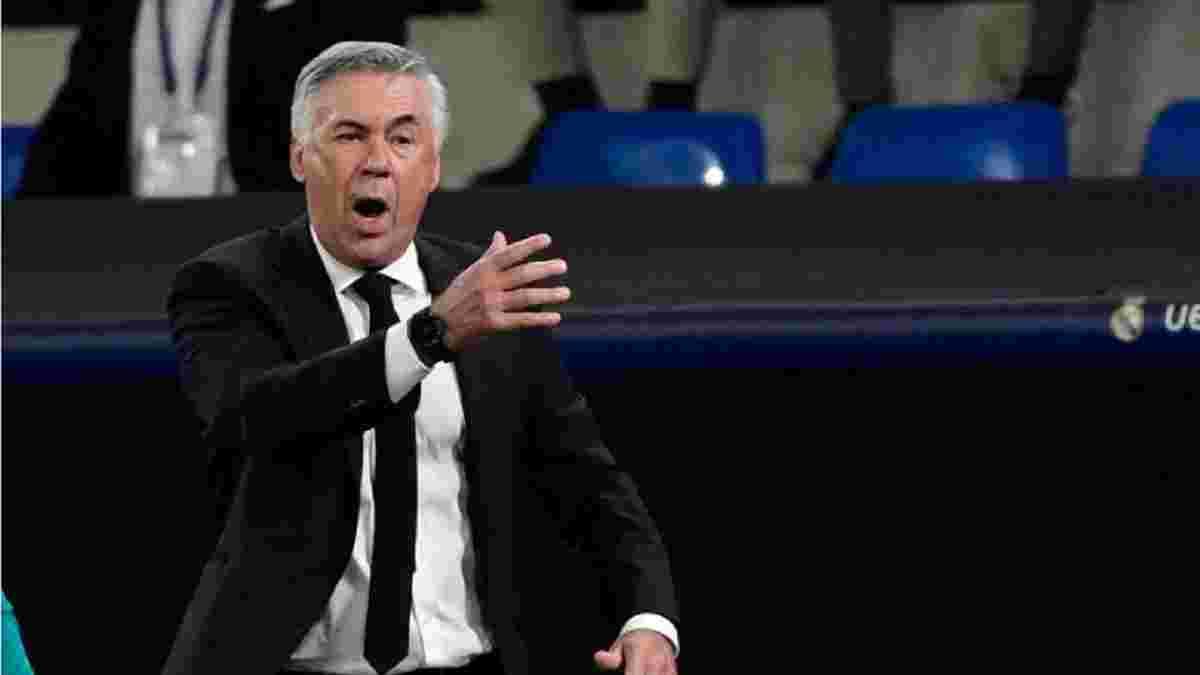 """""""Нас дратує ця ситуація"""": Анчелотті озвучив єдину претензію гравцям Реала за поразку від Шерифа і вже думає про Шахтар"""