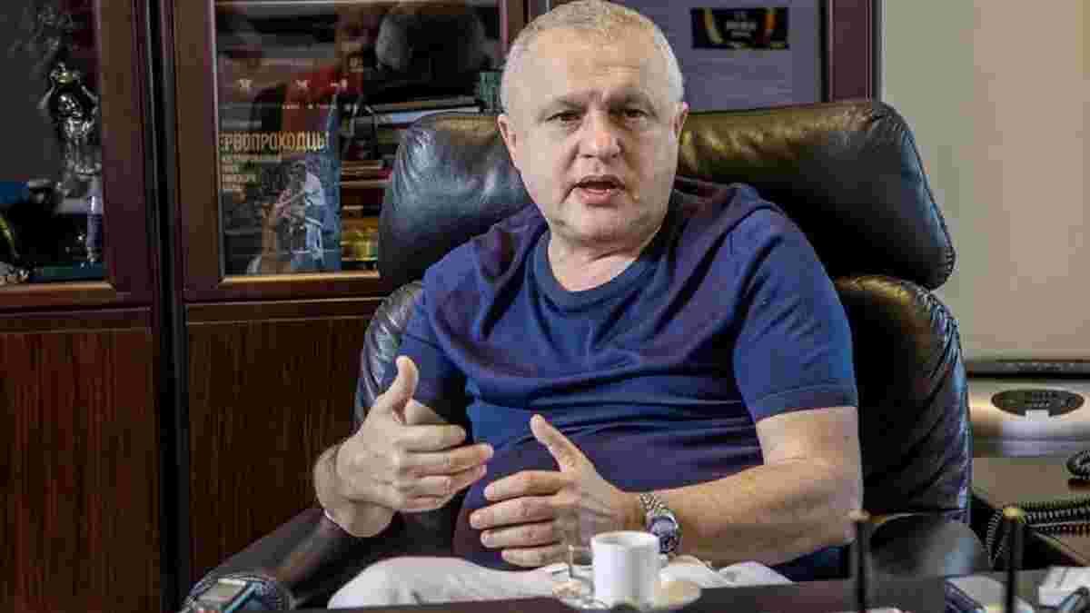 """""""Мы хотим купить футболистов, а Луческу не хочет"""": Суркис объяснил, почему Динамо не тратит огромные деньги на трансферы"""