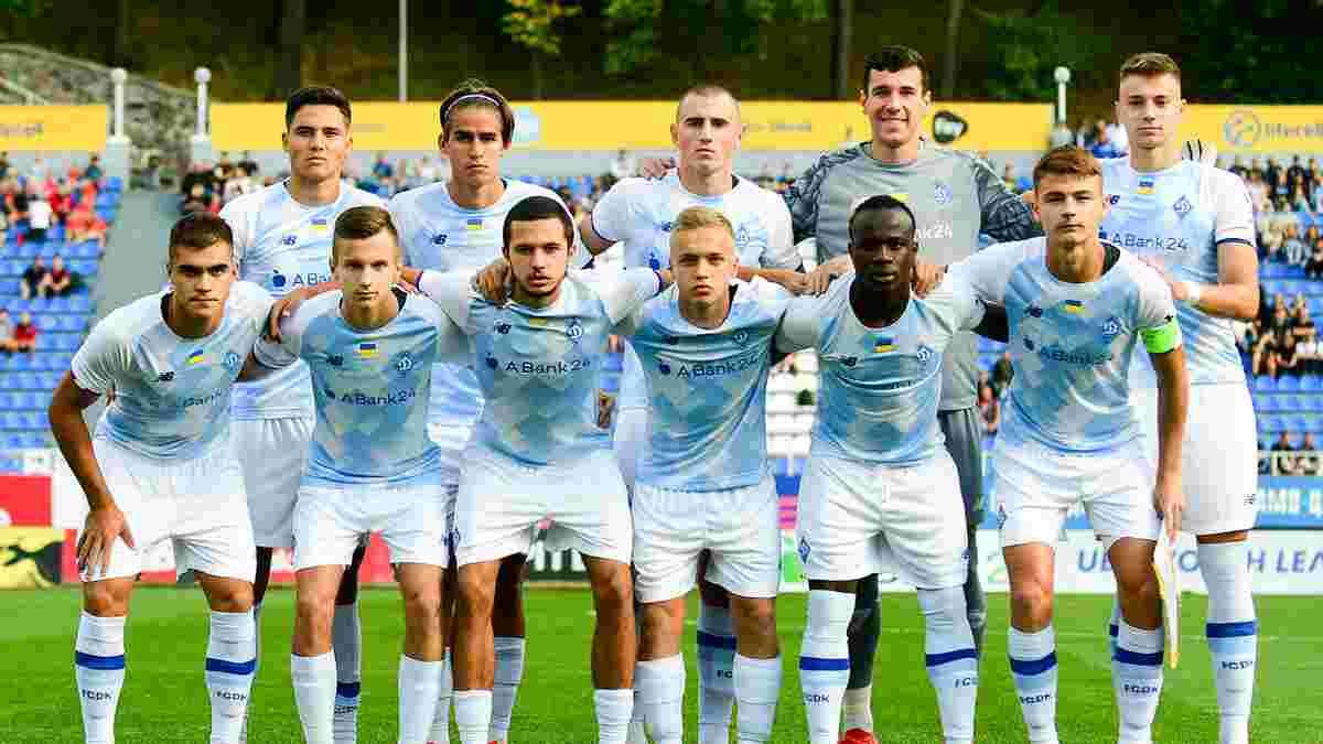 Баварія U-19 – Динамо U-19: онлайн-трансляція матчу Юнацької ліги УЄФА