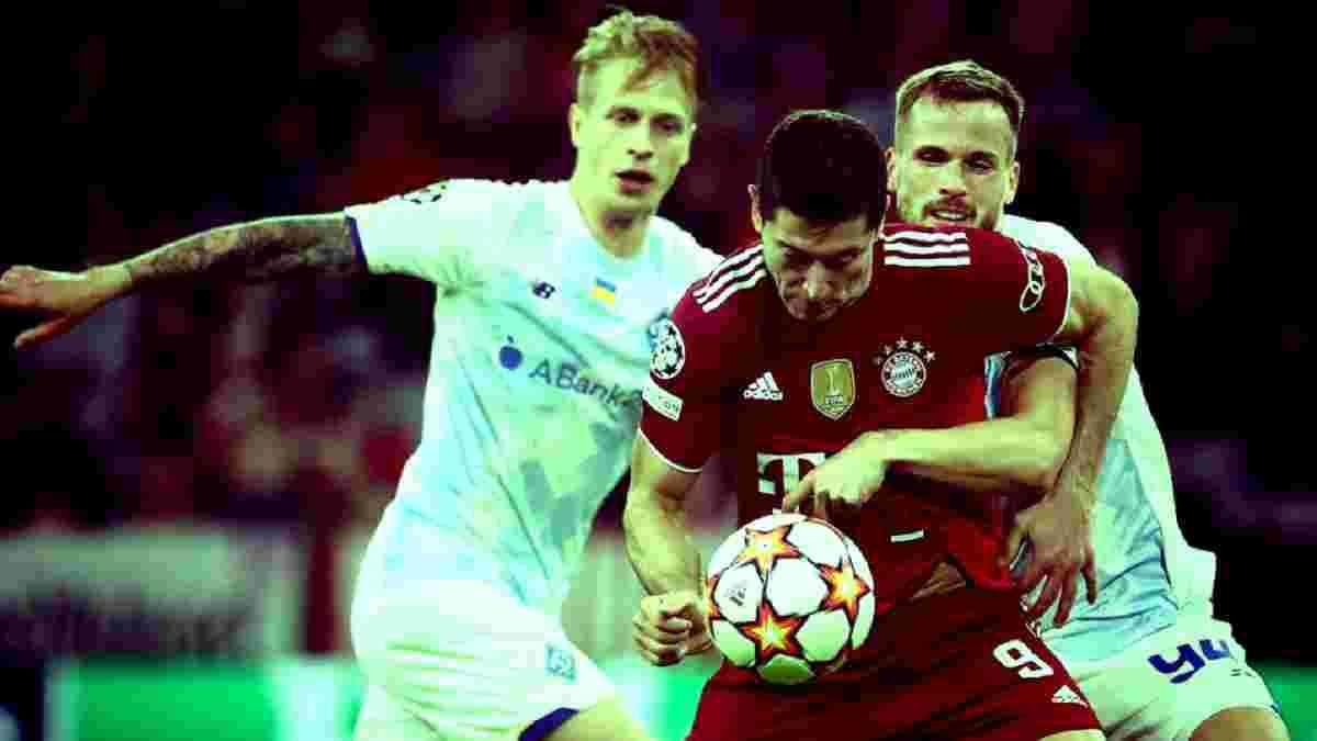 """""""Дикий сором"""": чому Луческу сильно помилився і хто розчарував найбільше – Динамо б'ють за 0:5 від Баварії"""