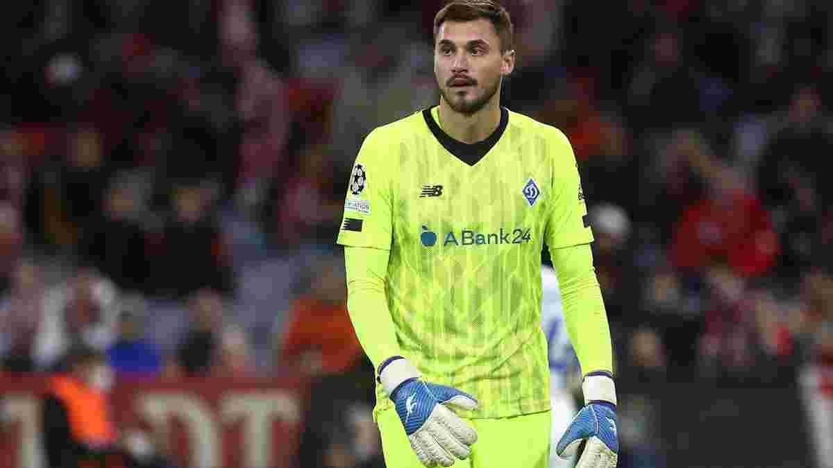 """Бущан – про розгром від Баварії: Нас трішки """"струсонули"""" після матчу, але це залишиться у роздягальні"""