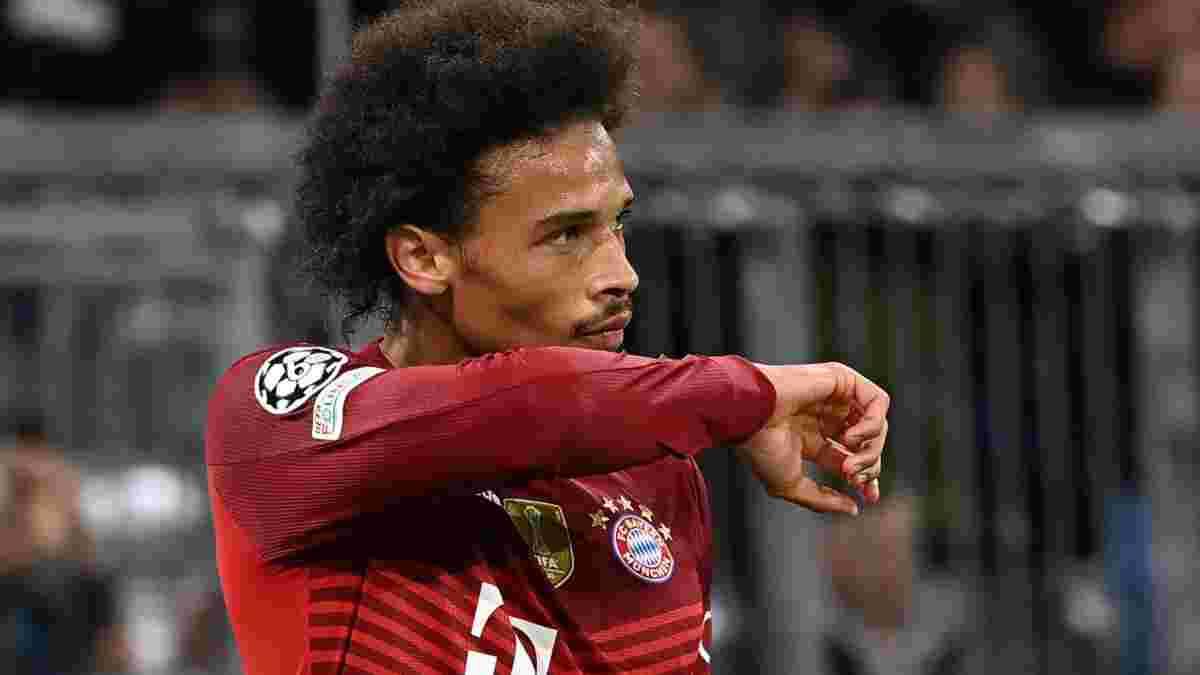 Баварія – Динамо: Сане зізнався, що шедевр у ворота Бущана став випадковим