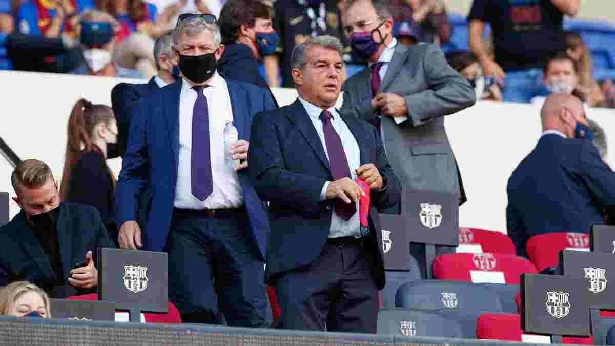 Лапорта собрал экстренную встречу руководства Барселоны – Куман на грани отставки, назван новый сенсационный фаворит
