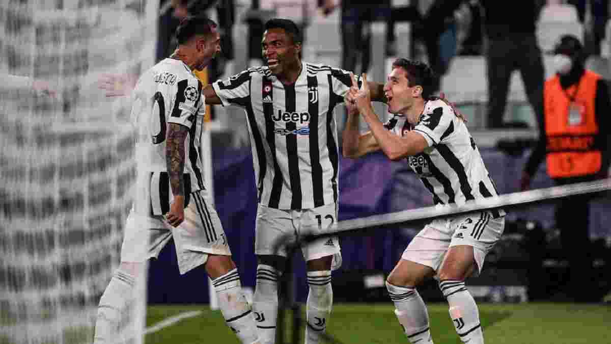 Ювентус – Челси – 1:0 – видео гола и обзор матча