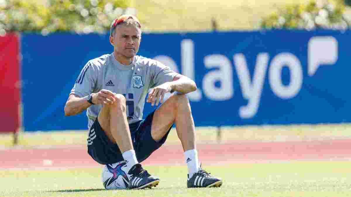 Луїс Енріке назвав список гравців збірної Іспанії на фінал 4-х Ліги націй – 17-річний дебютант з Барселони, ігнор Реала