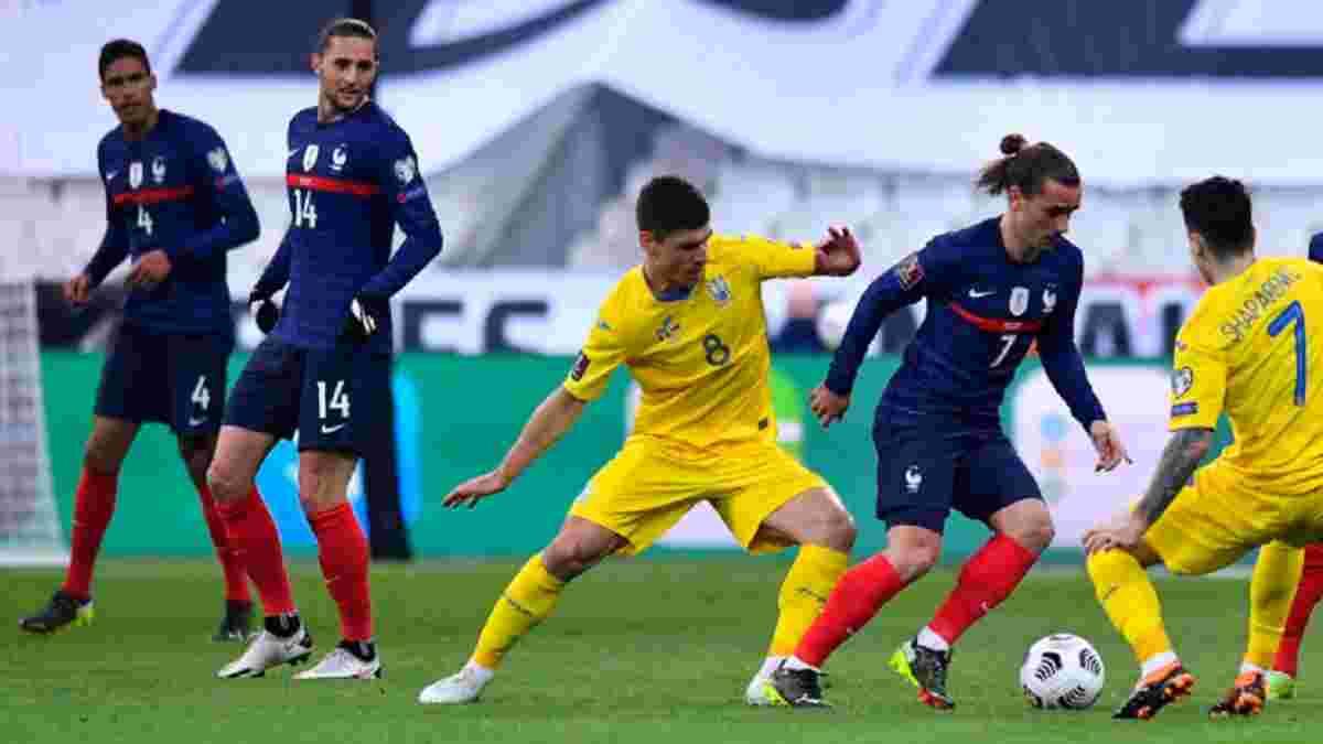 Дешам оголосив заявку Франції на фінальний плей-офф Ліги націй – є несподіванки