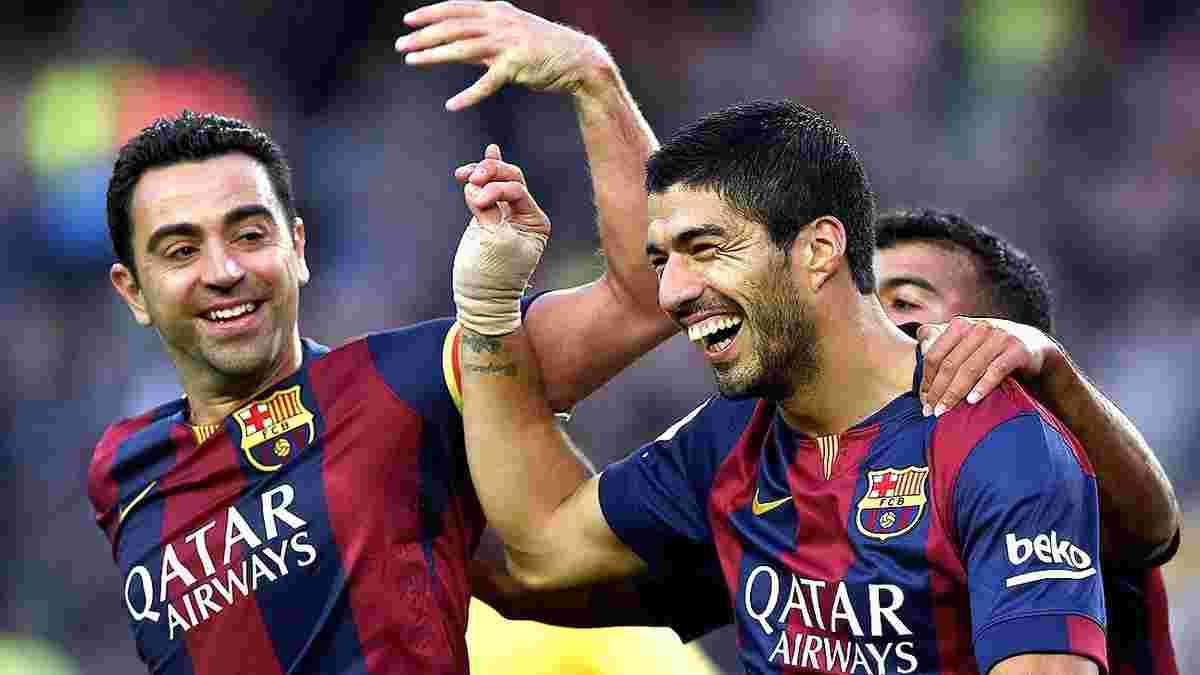 """""""У клубі війна, яка шкодить гравцям"""": Суарес застеріг Хаві від повернення в Барселону у статусі тренера"""