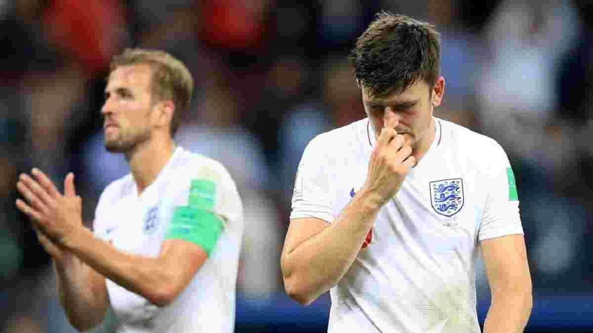 Англія оголосила заявку на жовтневі  матчі відбору ЧС – травмованого лідера замінив гравець Мілана