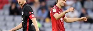 Баварія зазнала першої поразки у сезоні – відеоогляд матчу проти Айнтрахта – 1:2