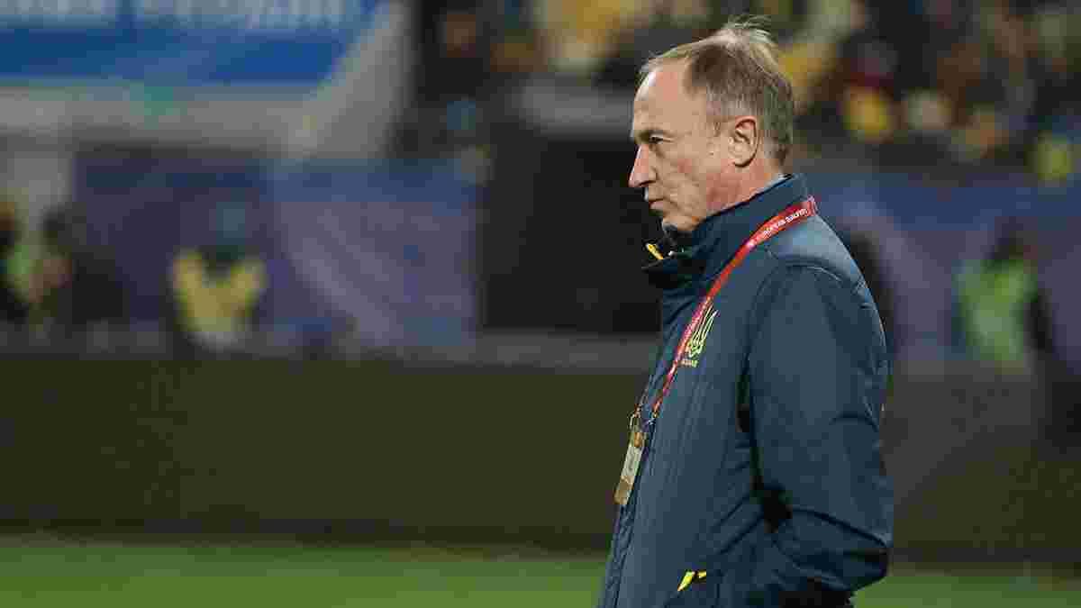 Нічия із Боснією – на сумлінні Петракова: у чому полягають фундаментальні та хронічні помилки тренера?