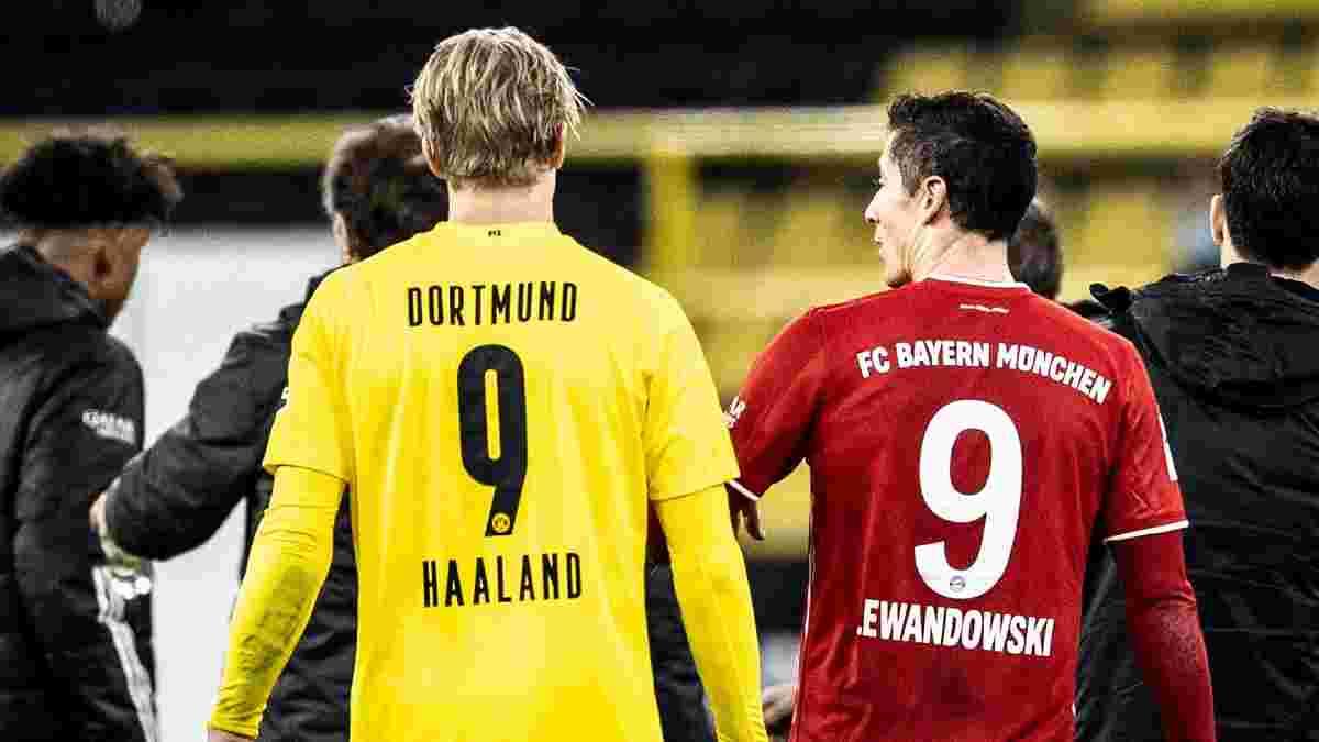 Лєвандовскі розізлили заяви Баварії щодо Холанда – форвард знову думає про відхід