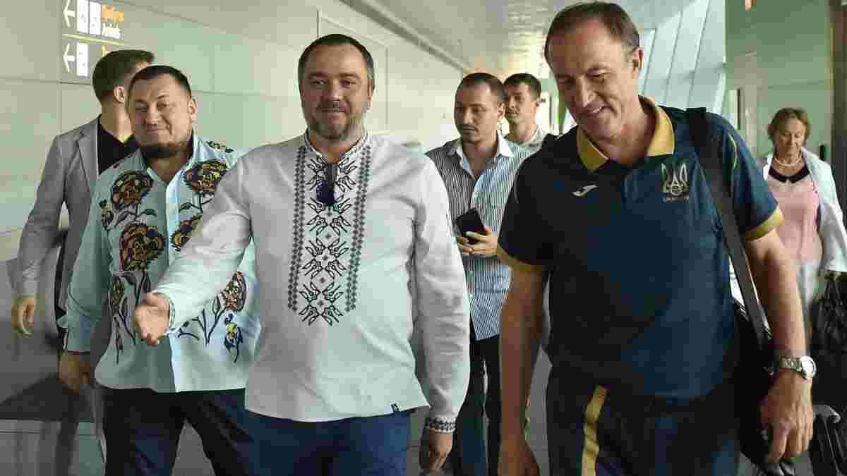 """""""Він справжній мужик і боєць"""": Павелко – про стиль спілкування Петракова з пресою"""