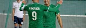 Карпати переграли Мункач і зрівнялись з лідером Другої ліги – Кожанов знову забив