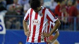 """Футболіст """"Атлетіко"""" запізнився на чотири дні через втрату телефону"""