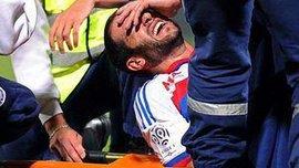 Лисандро Лопес получил травму. ВИДЕО