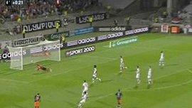 """""""Ліон"""" вперше позбавив лідера очок"""