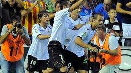 """Солдадо знову став героєм. """"Валенсія"""" - """"Атлетіко"""" - 1:0. ВІДЕО"""