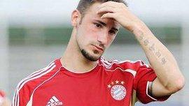 """Захисник """"Баварії"""": Я мрію грати за """"Наполі"""""""