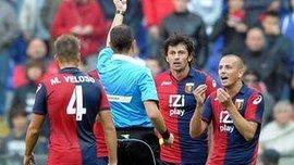 Каху Каладзе дисквалифицировали на четыре матча Серии А