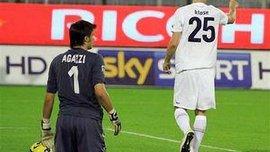 """Три голи - третє місце. """"Кальярі"""" - """"Лаціо"""" - 0:3. ВІДЕО"""