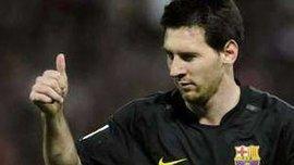 """Месси: Я доволен двухсотый голом за """"Барселону"""". ВИДЕО"""
