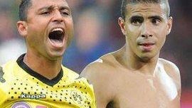Инцидент на тренировке чемпиона: Зидан по воротам, а Да Сильва - по Зидану