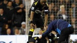"""""""Болтон"""" планує знятися із Кубка Англії після інциденту з Фабрісом Муамбою"""