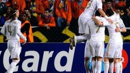 """Казка кіпріотів закінчилась цього вечора. АПОЕЛ - """"Реал"""" - 0:3. ВІДЕО"""