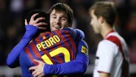 """Издевательства по-каталонски. """"Райо Вальекано"""" - """"Барселона"""" - 0:7. ВИДЕО"""