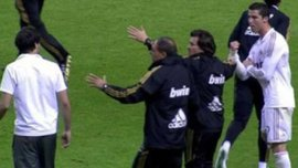 """""""Реал"""" святкував, а Роналду посилав суперника. ВІДЕО"""