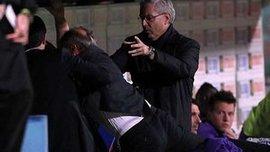"""Як Буффон помилився, або за що тренер """"Фіорентини"""" побив футболіста. Підсумки 36 туру Серії А"""