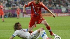 Жирков ризикує пропустити матч проти Греції