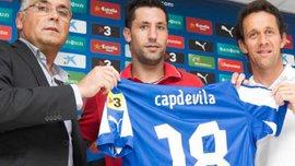 Чемпіон Капдевіла офіційно повернувся до Барселони