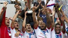 """Суперкубок Франції - у левів. """"Монпельє"""" - """"Ліон"""" - 4:6. ВІДЕО"""