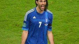 Самарас травмувався в матчі проти Латвії