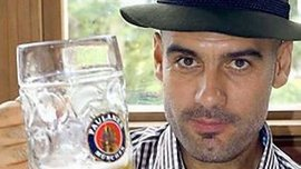 Новинка від Ґвардіоли: Хто програв - той ставить пиво! ФОТО