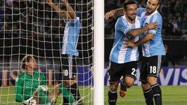 Без Мессі шикує Лавессі - Аргентина тріумфує у Південній Америці