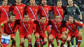 """""""Барселона""""? Ні - збірна Росії. ВІДЕО"""