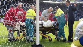 Голкіпер ПСВ у лікарні через важку травму під час гри