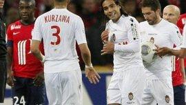 """Прем'єрна капітуляція Фалькао - """"доги"""" б'ють """"Монако"""". ВІДЕО"""
