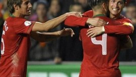 Плей-офф ЧМ-2014: Роналду-гол, Велозу - пас, Греция шокирует результативностью. ВИДЕО