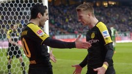 Мхітарян забив найкрасивіший гол Бундесліги. ВІДЕО