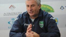 """Наставник """"Титана"""": У наступному сезоні, швидше за все, команда не гратиме у чемпіонаті України"""