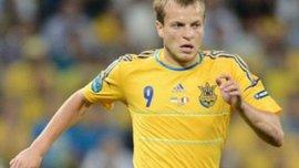 История сборной Украины. На два гола - только две минуты