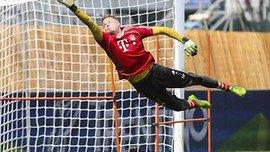 """""""Баварії"""" не потрібен її воротар"""