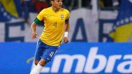 Тьягу Силва: Бразилию устроит только первое место!