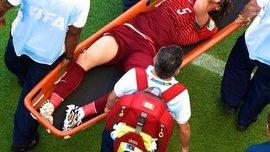 Звезда сборной Португалии: Боюсь, Мундиаль для меня закончился