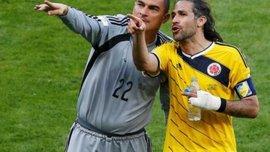 Колумбієць має шанс оновити рекорд найстарішого гравця на Мундалі